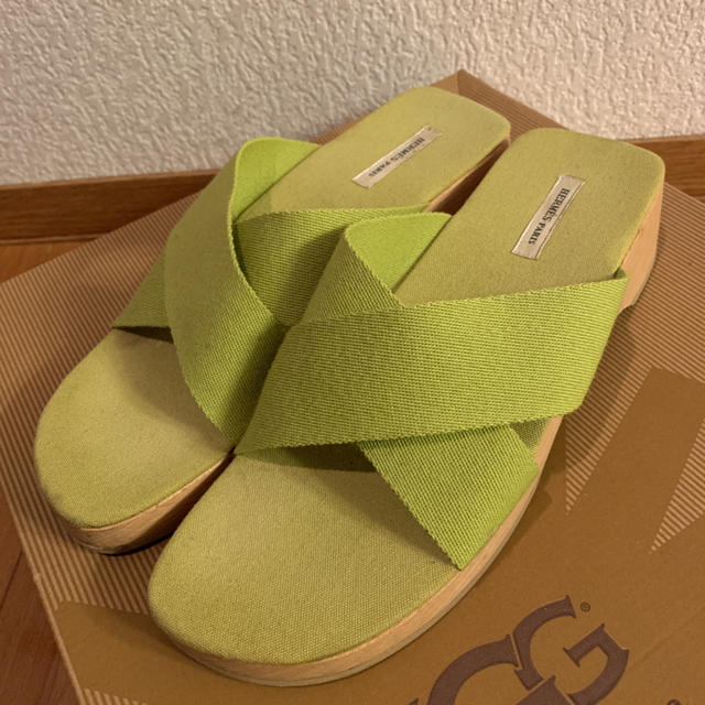 Hermes(エルメス)のエルメス サンダル サイズ38 24.5cm レディースの靴/シューズ(サンダル)の商品写真