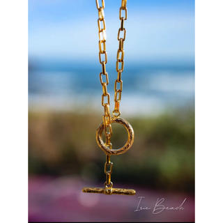 IRIEBEACH Mantel necklace