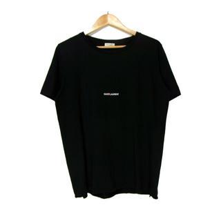 サンローラン(Saint Laurent)のサンローランパリSAINT LAURENT PARIS■フロントミニロゴTシャツ(Tシャツ/カットソー(半袖/袖なし))