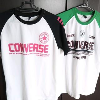 コンバース(CONVERSE)のCONVERSE  Tシャツ 2枚セット(Tシャツ/カットソー(半袖/袖なし))
