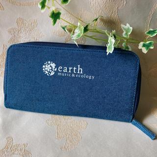 アースミュージックアンドエコロジー(earth music & ecology)のearth music&ecology 長財布(財布)
