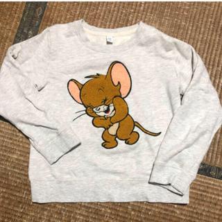 グラニフ(Design Tshirts Store graniph)の最終値下げ graniph☆トムとジェリー スウェット(その他)