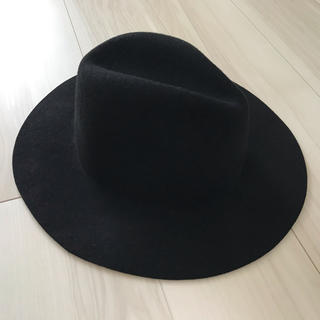 ビームス(BEAMS)のBEAMS ビームス BEAMS ハット RADWIMPS 帽子 黒(ハット)