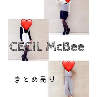 セシルマクビー(CECIL McBEE)のまとめ売り 5点以上 CECIL  McBee(セット/コーデ)