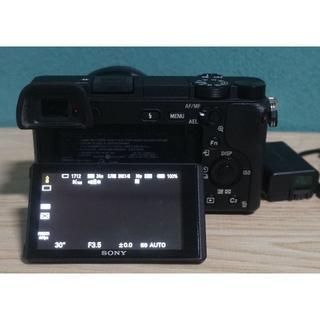 SONY - SONY α6300 本体+レンズSELP1650+バッテリー、SDカード