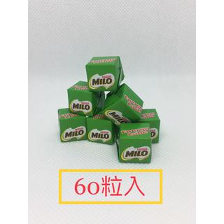 Nestle - ミロエネルギーキュープ 60粒セット ネスレ 大人気 ミロキューブ