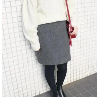 イエナスローブ(IENA SLOBE)の台形スカート(ミニスカート)