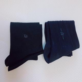クリスチャンディオール(Christian Dior)のDior 靴下 ソックス ディオール(ソックス)