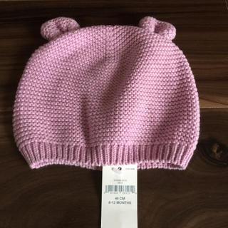 GAP - baby GAP ニット帽  46cm  新品  帽子