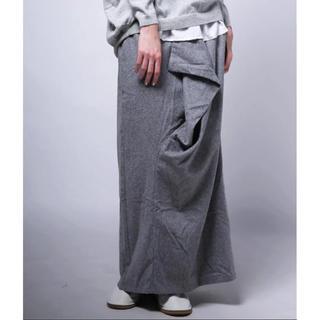 antiqua - * antiqua * ドレープ スカート