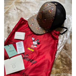 Gucci - Gucci Disney コラボキャップ Mickey ミッキーマウス