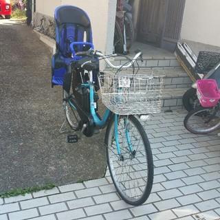 ヤマハ(ヤマハ)の◆電動アシスト自転車.YAMAHA.PAS.Natura.26インチ◆(自転車本体)