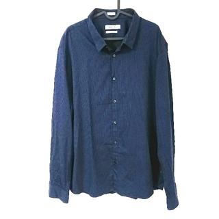 カルバンクライン(Calvin Klein)のCalvin Klein ストライプシャツ(シャツ)