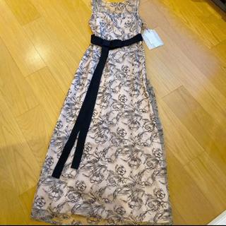 GRACE CONTINENTAL - GRACE CONTINENTALのリバーレースロングドレス♡