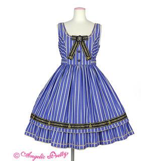 アンジェリックプリティー(Angelic Pretty)のBunny College Summerジャンパースカート(ひざ丈ワンピース)