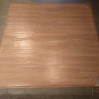 パナソニック(Panasonic)のkatsura様専用Panasonicかんたん床暖★ホットフローリングです。(ホットカーペット)