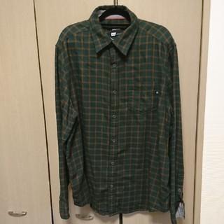 マーモット(MARMOT)のMarmot XL/TG  メンズ長袖シャツ(シャツ)
