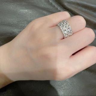Vendome Aoyama - WG&ダイヤのチェーンリング