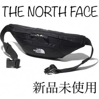 ザノースフェイス(THE NORTH FACE)の【新品】ザ ノースフェイス  グラニュール 黒(ボディーバッグ)