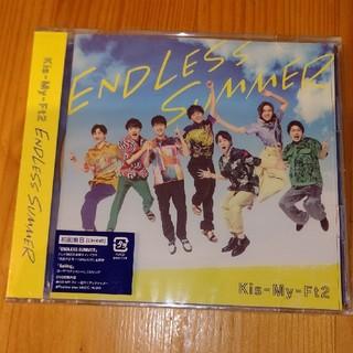 キスマイフットツー(Kis-My-Ft2)のKis-My-Ft2「ENDLESS SUMMER」CD+DVD(ポップス/ロック(邦楽))