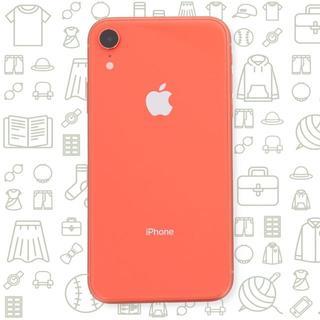 アイフォーン(iPhone)の【B】iPhoneXR/64/au(スマートフォン本体)