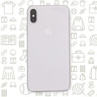 アイフォーン(iPhone)の【C】iPhoneX/64/ドコモ(スマートフォン本体)