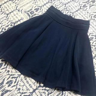 ジーヴィジーヴィ(G.V.G.V.)のGVGV フレアスカート 膝丈ミニスカート(ミニスカート)