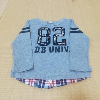 DOUBLE.B - ダブルB 長袖 Tシャツ