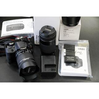 Canon - 【美品】EOS Kiss X7【3500枚以下】