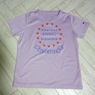 チャンピオン(Champion)のチャンピオンのスポーツTシャツ(トレーニング用品)