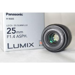 Panasonic - 綺麗展示品 Panasonic LEICA SUMMILUX 25mm f1.4