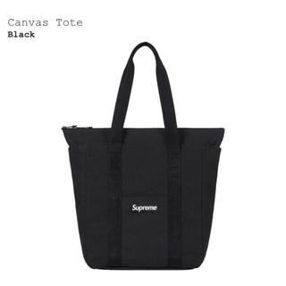 Supreme - Supreme Canvas Tote black
