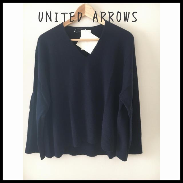 UNITED ARROWS(ユナイテッドアローズ)のニット トップス カットソー  レディースのトップス(ニット/セーター)の商品写真