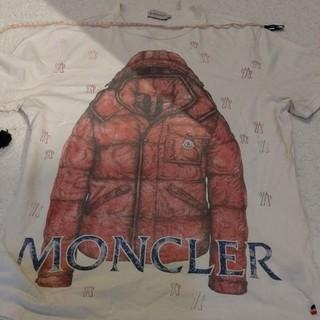 MONCLER - MONCLER Tシャツメンズ