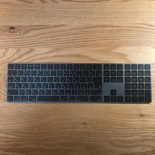 Apple - Magic Keyboard スペースグレイ日本語配列
