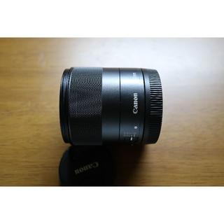 キヤノン(Canon)の【美品】EF-M32mm F1.4 STM(レンズ(単焦点))