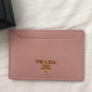 PRADA - プラダ カードケース