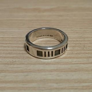 Tiffany & Co. - TIFFANY 19号 メンズ リング 指輪 1837