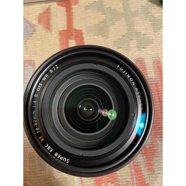 富士フイルム(フジフイルム)のfujifilm XF 16-80mm f4 R OIS WR 富士フイルム スマホ/家電/カメラのカメラ(レンズ(ズーム))の商品写真