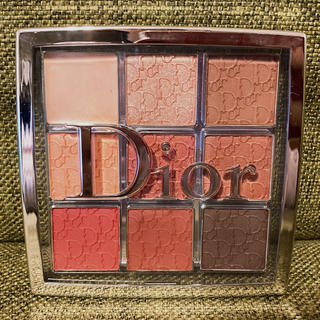 Dior - Dior バックステージ アイ パレット 003 アンバー
