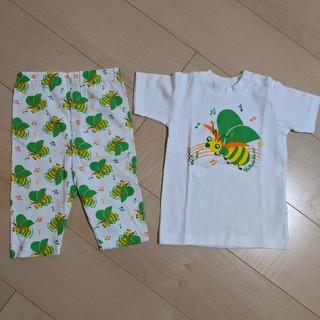 Helianthus - 定価6000円✨ヘリアンタス 日本製 男の子 ベビー服 半袖 ズボン Tシャツ
