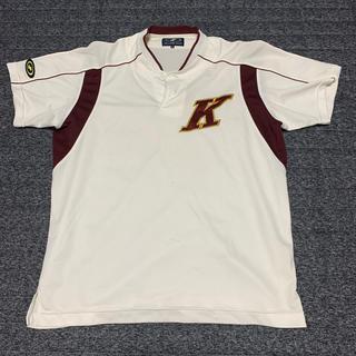 エスエスケイ(SSK)の高知高校野球部練習着『ベースボールTシャツ』 本物(記念品/関連グッズ)