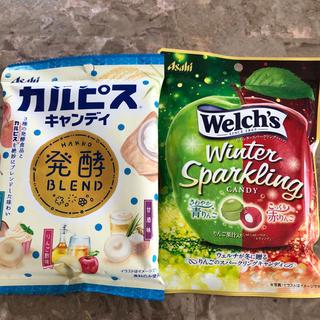 アサヒ(アサヒ)のアサヒ カルピス & ウェルチ キャンディ (菓子/デザート)