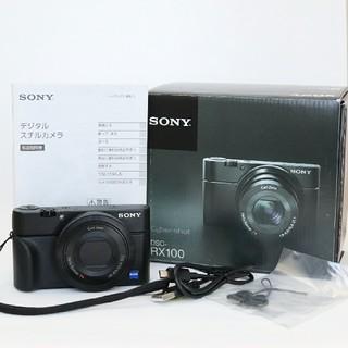 SONY - 値下げ!【美品】SONY Cyber−Shot RX100 純正グリップ付