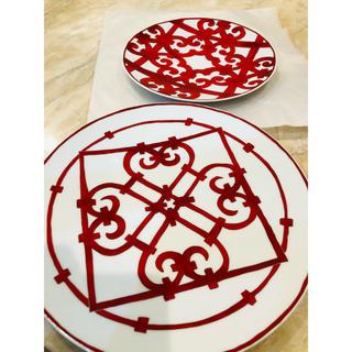 エルメス(Hermes)の訳ありでお買い得❗️ エルメス お皿2枚セット(食器)