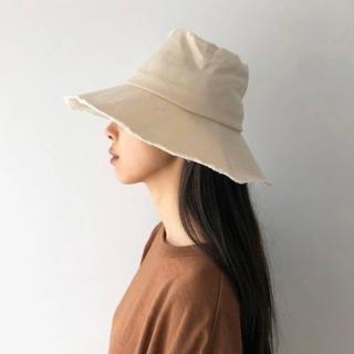 トゥデイフル(TODAYFUL)の【美品】トゥデイフル  Paraffin Bucket Hat  バケットハット(ハット)