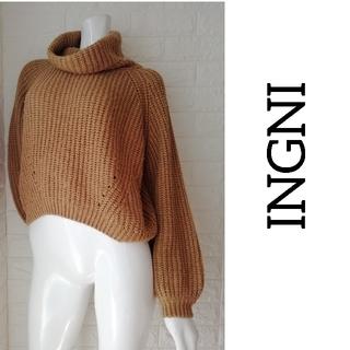 イング(INGNI)のM101INGNI|イング レディース セーター(ニット/セーター)