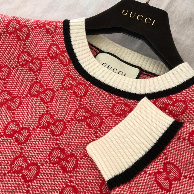 Gucci(グッチ)のグッチ セーター S レディースのトップス(ニット/セーター)の商品写真
