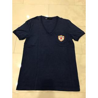 ディースクエアード(DSQUARED2)のDsquared 2 ディースクエアード Tシャツ 美品 ビンテージ加工 送料込(Tシャツ/カットソー(半袖/袖なし))