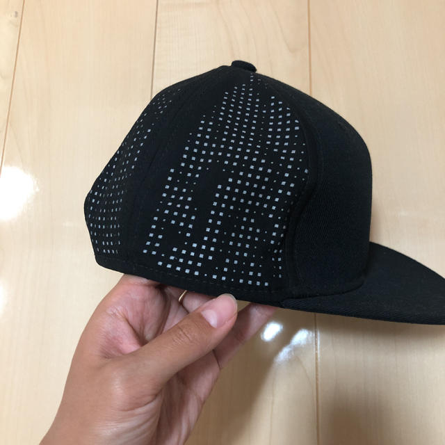 NIKE(ナイキ)のナイキのキャップ キッズ用 キッズ/ベビー/マタニティのこども用ファッション小物(帽子)の商品写真